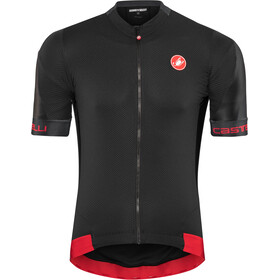 Castelli Volata 2 FZ Jersey Herr light black/anthracite